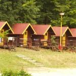 Chatová osada Slunečnice - Ubytování Vranov nad Dyjí, ubytování vranovská přehrada