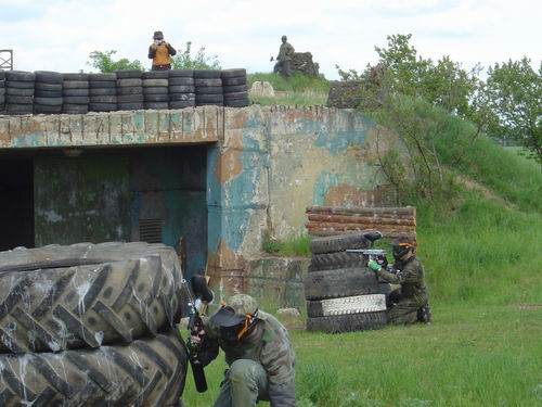 MK Paintball