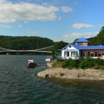 Restaurace penzion Přehrada - Ubytování Vranov nad Dyjí, ubytování vranovská přehrada