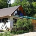 Chata u pláže - Ubytování Vranov nad Dyjí, ubytování vranovská přehrada